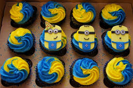 minion cupcakes despicable me minion cupcakes cake in cup ny