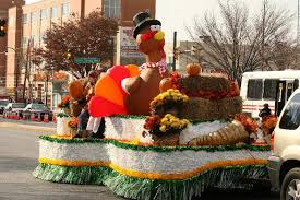 weekend events montgomery county thanksgiving parade to