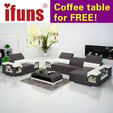 Genuine Leather Living Room Sets Compare Prices On Leather Sofa Genuine Online Shopping Buy Low