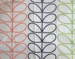 Orla Kiely Multi Stem Duvet Cover Orla Kiely Fabric Etsy