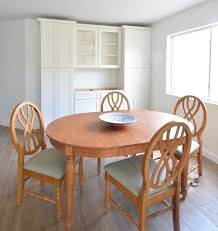 Pedestal Tables And Chairs Wood Pedestal Dining Tables Centsational Style