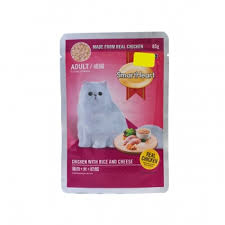 aristo cats seafood platter 400g