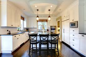 kitchen island chairs with backs awesome kitchen island with stools stylish regarding backs within