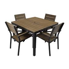 Home Depot Patio Dining Sets - 53 off home depot hampton bay northridge 5 piece patio dining