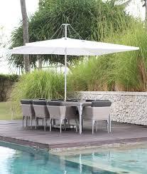Wind Resistant Patio Umbrella Commercial Patio Umbrella Metal Wind Resistant Infina By