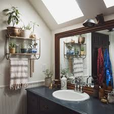 boho bathroom ideas bathroom 2017 bathroom decor trends chrome vanity light best