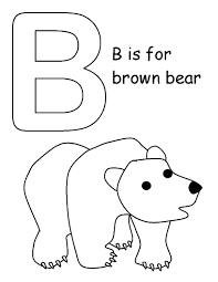 brown bear brown bear coloring pages contegri com