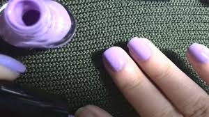 having fun with temperature color changing nail polish youtube