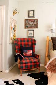 Perfect Reading Chair by Eleven Gables Masculine Tween Room