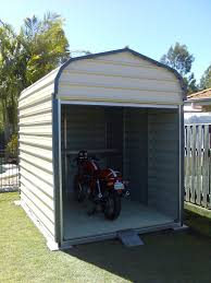motorcycle storage shed design ideas of motorcycle storage shed