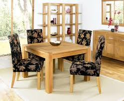 narrow dining room ideas dining room simple square bold table and upholstered chairs