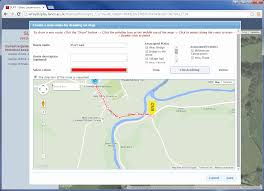 Create A Map Route by Slat U2013 Authoring Tool The Sharc Project