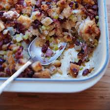 apple cranberry dressing