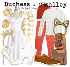 Aristocats Halloween Costumes Couple Inspired Duchess U0027malley