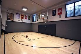 Home Basketball Court Design On X Doveshousecom - Home basketball court design