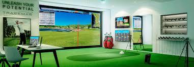 In Door by Indoor Golf Simulator Hd And Full Swing