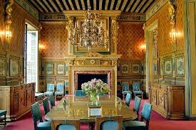 The Gorgeous Dining Room Picture Of Chateau De Cheverny - Gorgeous dining rooms