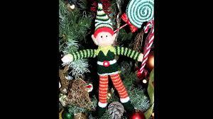 free christmas elf knitting pattern on my blog liana marcel youtube