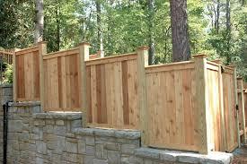 Backyard Gate Ideas Custom Cedar Fence U0026 Gate Designs Allied Fence