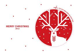 ian clarke christmas card 2012 graphic design web development