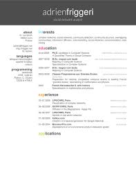 fancy resume templates fancy resume pertamini co