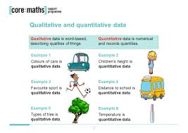 types of cars types of data qualitative data is word based describing