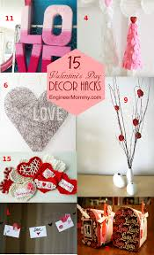 15 valentine u0027s day diy decor hacks engineer mommy