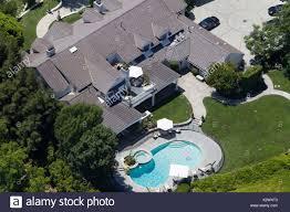 jennifer lopez and marc anthony u0027s hidden hills home aerial views