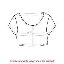 blouse size chart buy salwar studio golden printed saree blouse for
