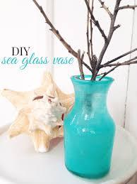 DIY Sea Glass Decor