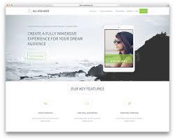 20 free u0026 responsive flat design wordpress themes 2017 colorlib