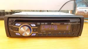 pioneer deh 4300ub face off car cd u0026 mp3 player front usb u0026 aux