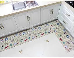 tapis cuisine original gros japonais coussin spécial antidérapant absorbant tapis de
