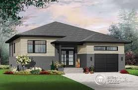 bi level house plans with attached garage split entry bungalow house plans house design plans