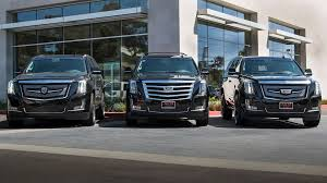 cadillac escalade 2016 strut offers a slightly more subtle grille for cadillac u0027s least