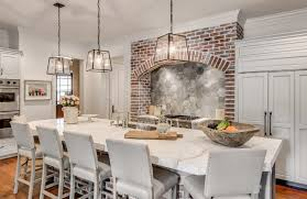 creative ways design around exposed brick inspiration