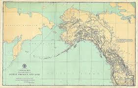 Southeast Alaska Map What Are The Farthest Points In The United States