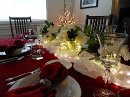 Easy Christmas Light Decoration Ideas Decorating U0026 Accessories Unique Christmas Table Arrangements