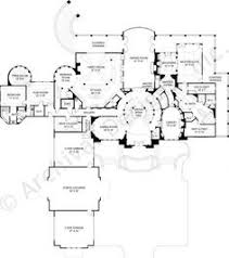 Residential House Floor Plan Plan 3755 The Sheffield House Plans 2 Story House Plan