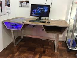 Computer Desk Hard Wood Desk Glamorous Pc Desk 2017 Ideas Computer Desk Walmart Help