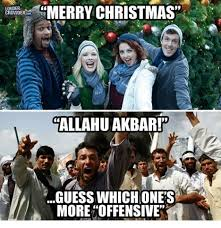 crowder merry christmas louder allahu akbar guesswhichones more