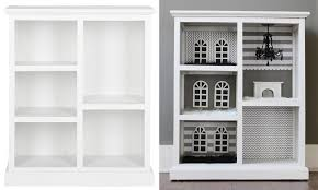 Easy To Build Bookshelf 20 Diy Dollhouses That Are Eco Friendly Affordable And Super Easy