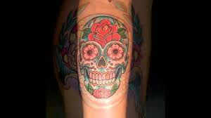 best sugar skull meaning designs and pictures