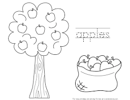 johnny appleseed coloring pages johnny appleseed preschool