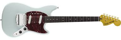 squier vintage modified mustang sonic blue squier vintage modified mustang rosewood fingerboard sonic