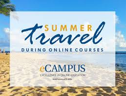 5 tips for summer travel during courses