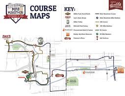 Sas Route Map by Brewers Mini Marathon World U0027s Marathons