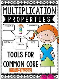 best 25 multiplication properties ideas on pinterest identity