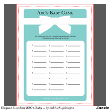 baby shower scattergories image collections baby shower ideas