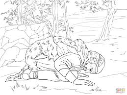 elijah bible coloring pages eson me